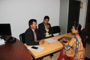 Campus drive ICICI Bank 15-06-2016